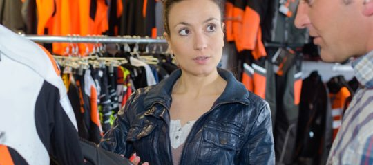 tenue et équipements moto cross