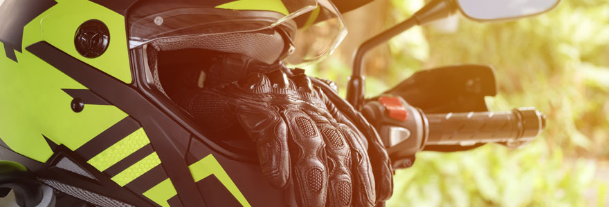 accessoires de moto
